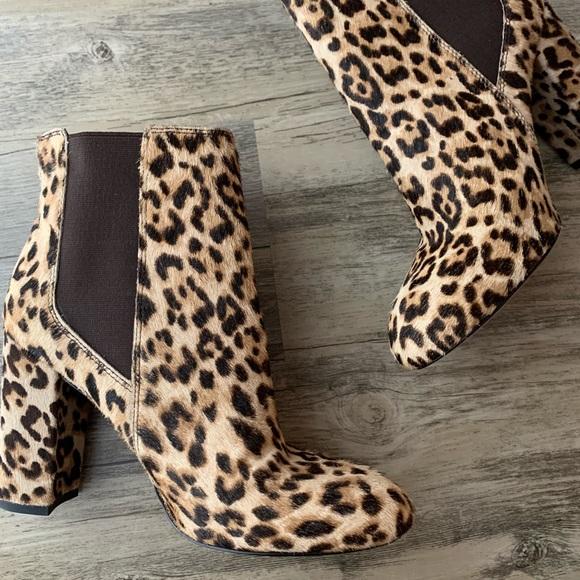 Sam Edelman Case Leopard Cheetah Print